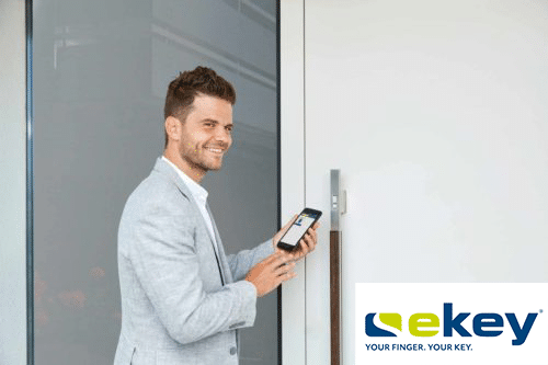 The finger as key: How Testify supports ekey biometrics as an enterprise solution