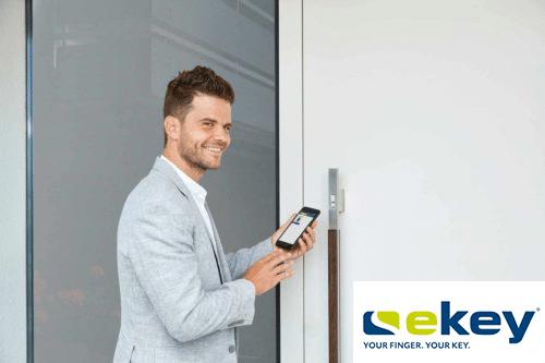 Der Finger als Schlüssel: Wie Testify als Enterprise-Lösung ekey biometrics unterstützt.