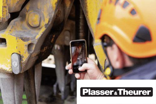 Digitalisiertes QM mit Testify ermöglicht effizientere Prozesse für standortübergreifende Produktion bei Plasser & Theurer.
