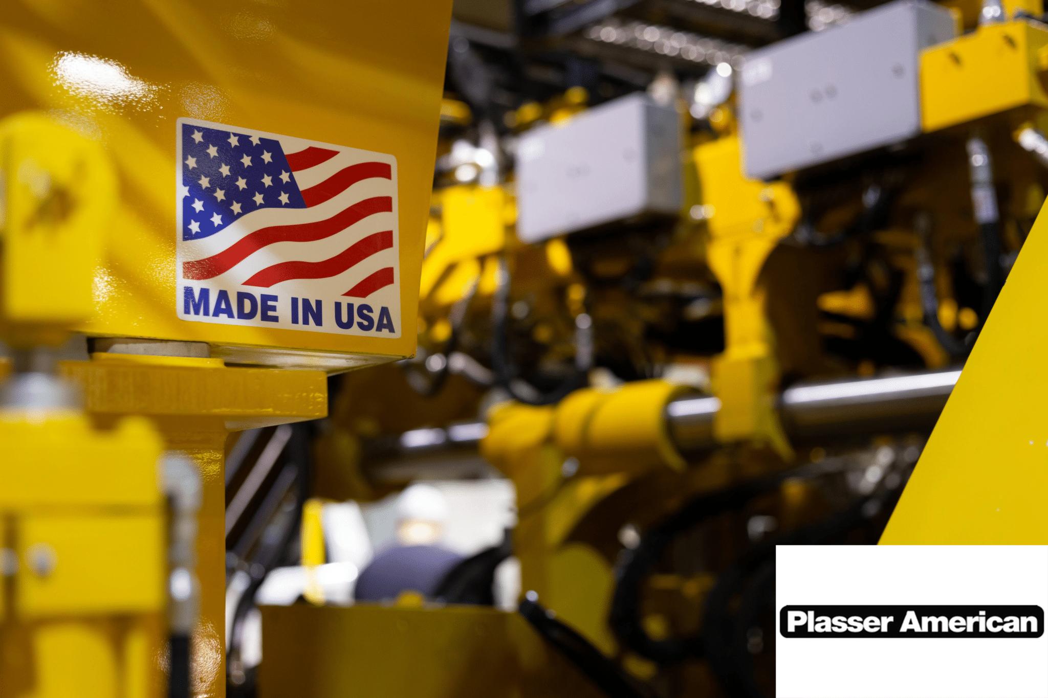 60% Effizienzsteigerung mit digitalen Mangelmanagement bei Plasser American.