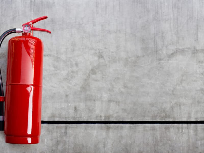 Brandschutz-Überprüfungen mit digitalen Checklisten durchführen.