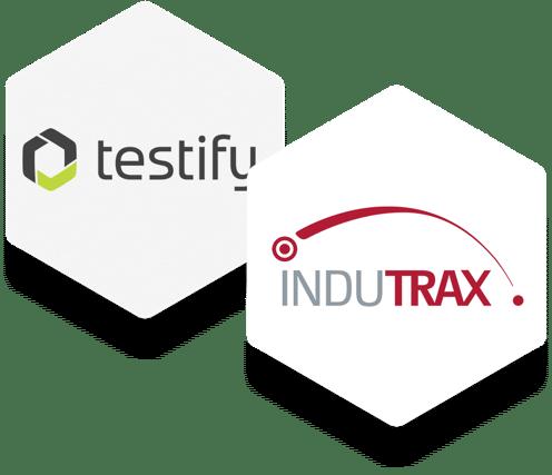 Testify & INDUTRAX schließen eine Vertriebspartnerschaft.